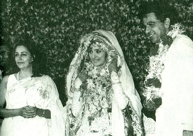When dilip kumar married asma movies for Roohi bano husband name