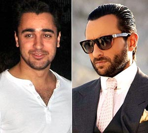 Imran Khan and Saif Ali Khan