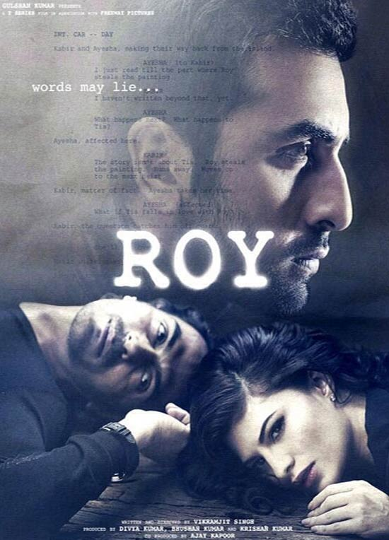 Movie poster of Roy