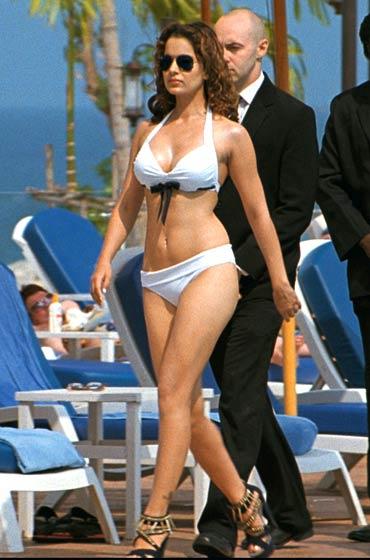 Seems magnificent Desi bikini girls