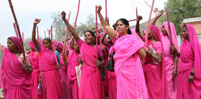 Sampat Pal Devi and the Gulabi Gang