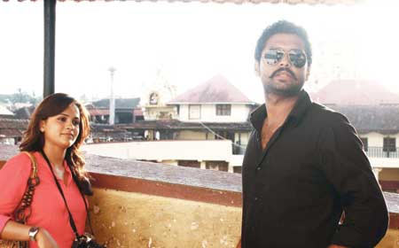 Movie still from Ulidavaru Kandanthe