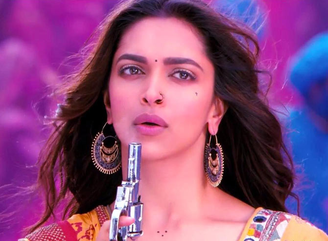 Deepika Padukone in Goliyon Ki Raasleela: Ram Leela