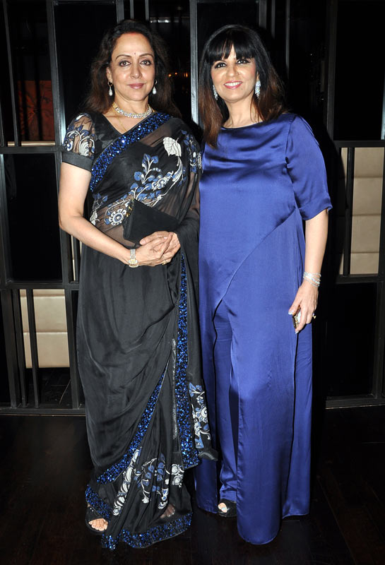 Hema Malini and Neeta Lulla