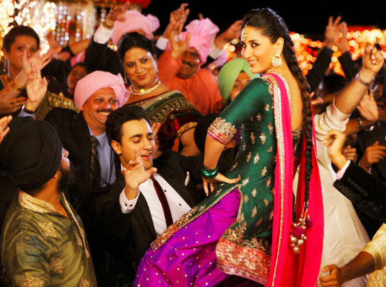 Imran Khan and Kareena Kapoor in Gori Tere Pyaar Mein