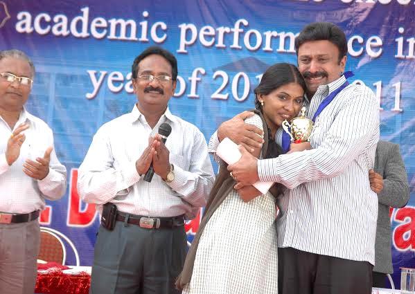 A scene from Naa Bangaru Talli