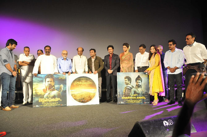 The Kochadaiiyaan team