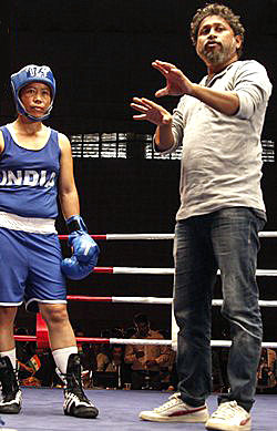 Mary Kom and Shoojit Sircar