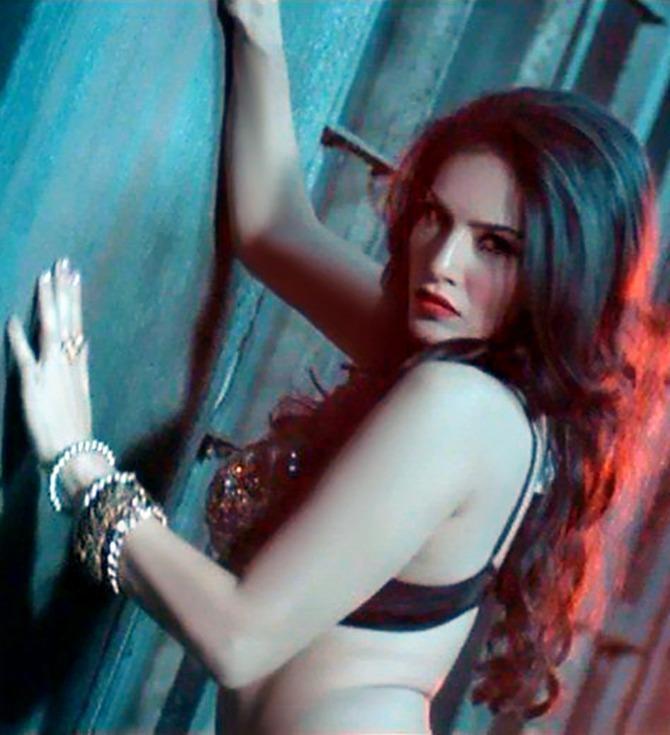 PIX: Sunny Leone Gets BOLD In Ragini MMS 2