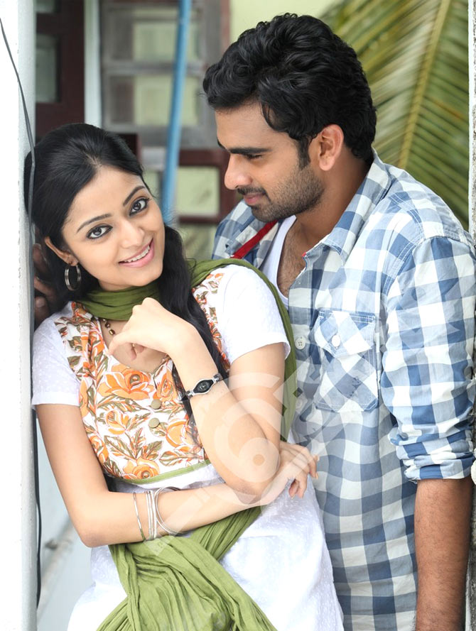 Movie still from Thegidi
