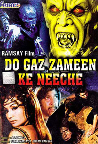 Poster of Do Gaz Zameen Ke Neeche