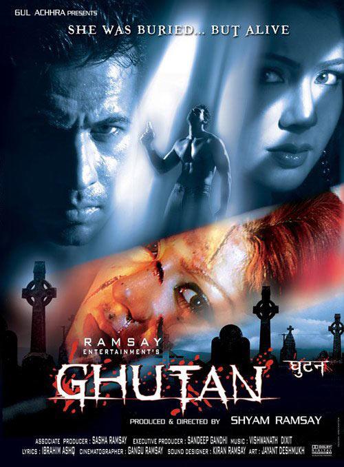 Poster of Ghutan