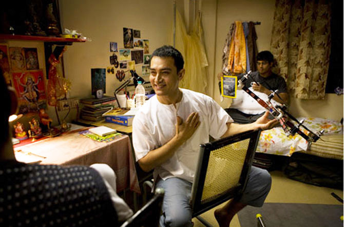 Aamir Kha