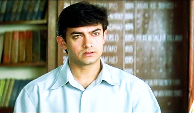 Aamir Khan in Sarfarosh