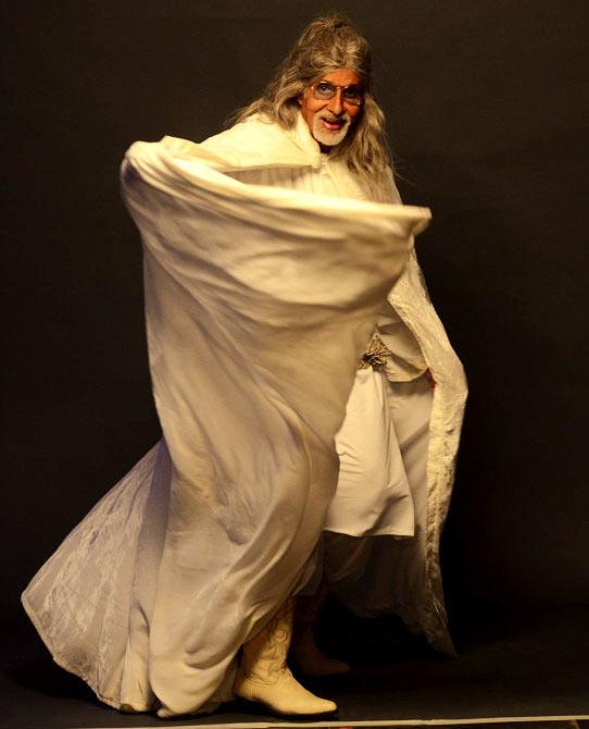 Amitabh Bachchan in Complan advertisement