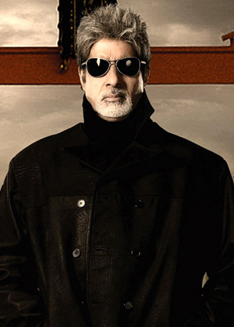 Amitabh Bachchan in Ek Ajnabee