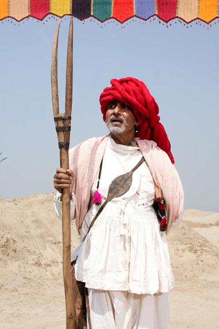 Amitabh Bachchan in Paheli