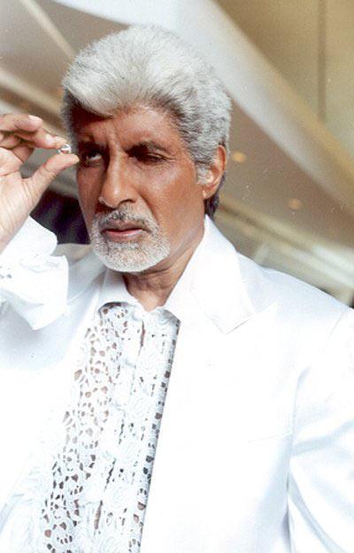 Amitabh Bachchan in Boom