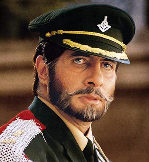 Amitabh Bachchan in Major Saab