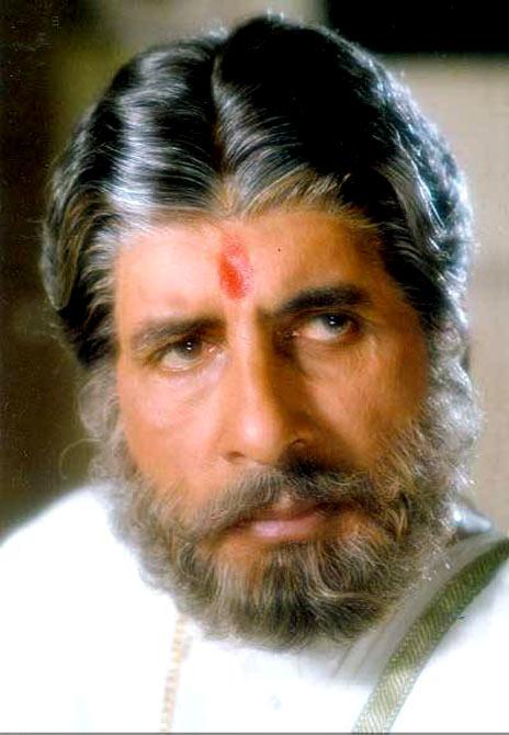 Amitabh Bachchan in Sooryavansham