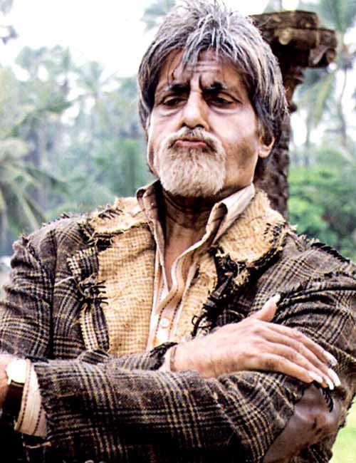 Amitabh Bachchan in Bhootnath