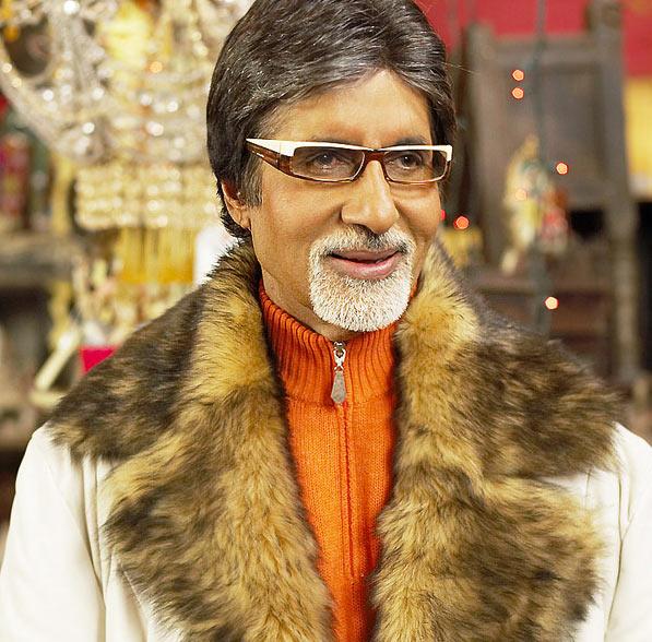 Amitabh Bachchan in Kabhi Alvida Naa Kehna