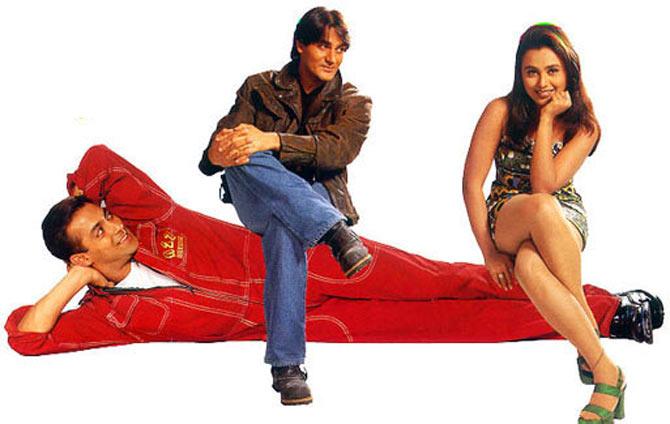 Salman Khan in Helloe Brother
