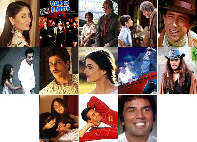 Bollywood's BEST Bhoots? VOTE!