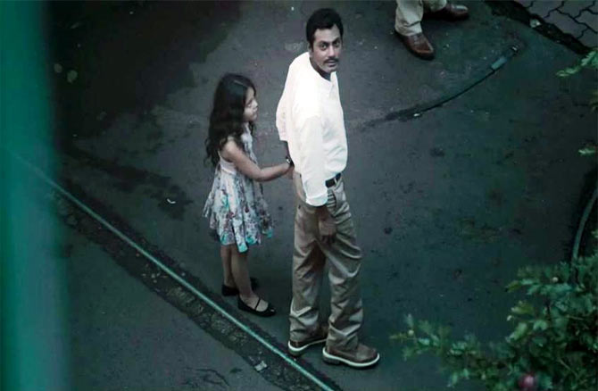 Nawazuddin Siddiqui and Doyel Dhawan in Aatma