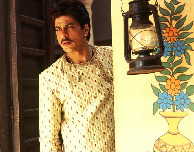 Shah Rukh Khan in Paheli