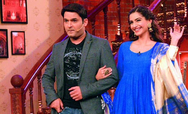Kapil Sharma and Sonam Kapoor