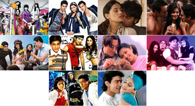 Bollywood's BEST college romances? VOTE!
