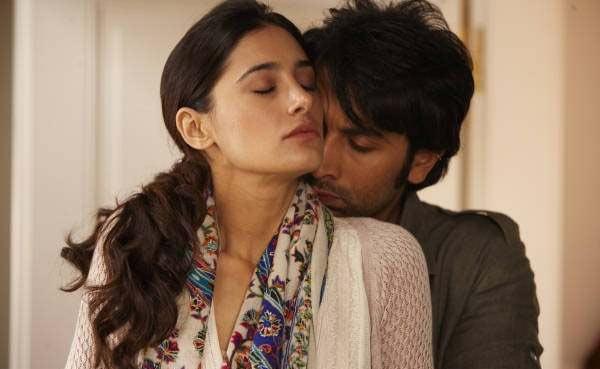 Nargis Fakhri and Ranbir Kapoor in Rockstar