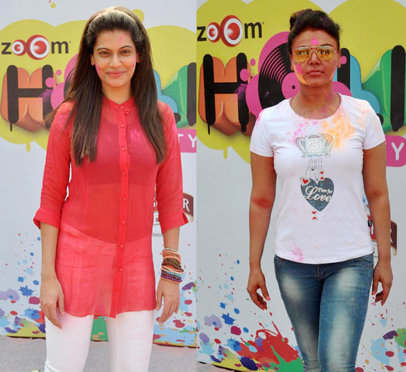 Payal Rohatgi and Rakhi Sawant