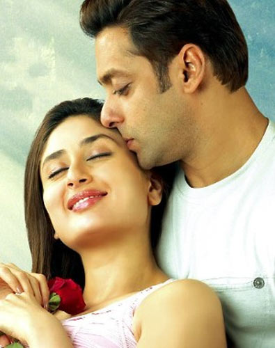 Kareena Kapoor and Salman Khan in Kyon Ki...