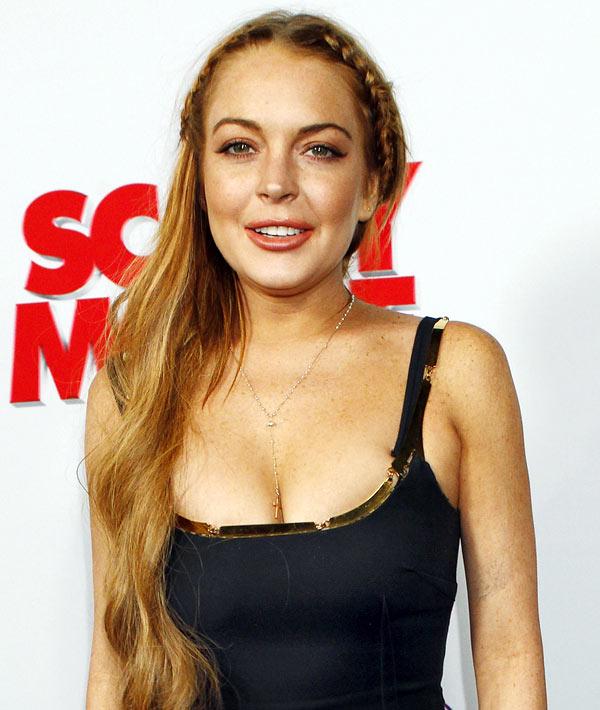 Lindsay Lohan gets engaged!