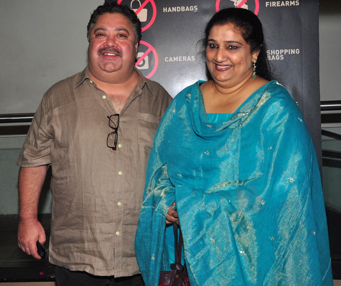 Manoj and Seema Pahwa