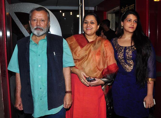 Pankaj Kapoor, Supriya Pathak, Sanah