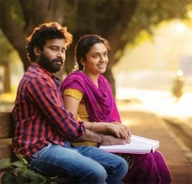Elango and Nandhini in Cuckoo