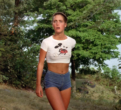 Kirsten Baker in Friday The 13th Part II
