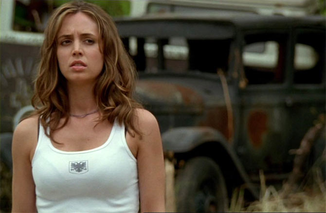 Eliza Dushku in Wrong Turn