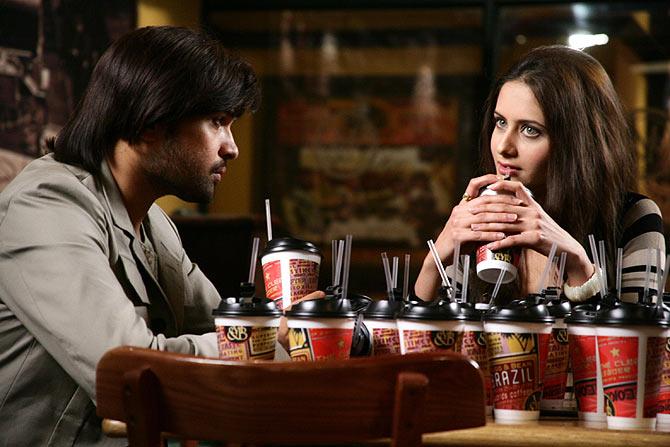 Himesh Reshammiya and Shweta Kumar in Karzzzz