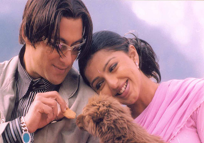 <i>Tere Naam</i> (2003) - Remake of Tamil film <i>Sethu</i> (1999)