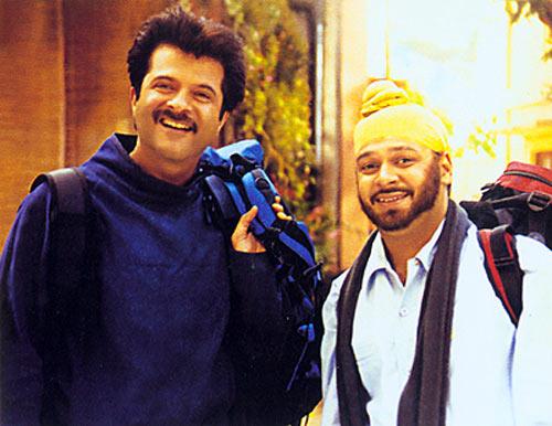 Anil Kapoor and Suresh Menon in Badhai Ho Badhai
