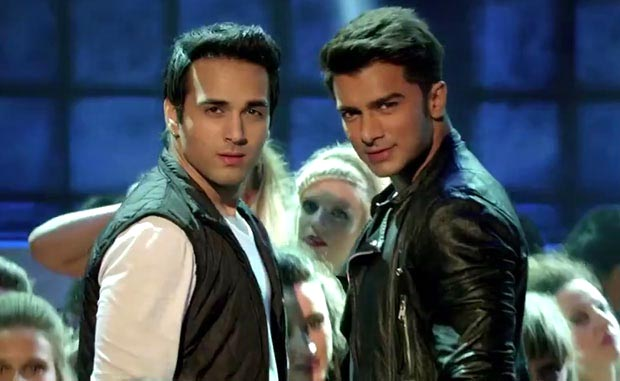 Bilal Amrohi with Pulkit Samrat in O Teri