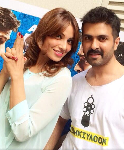 Bipasha Basu and Harman Baweja