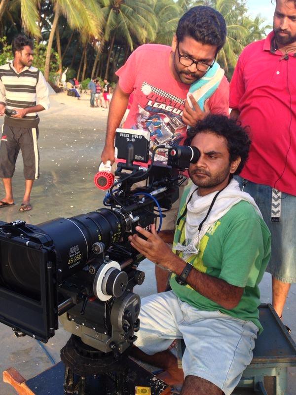 Cinematographer Karm Chawla