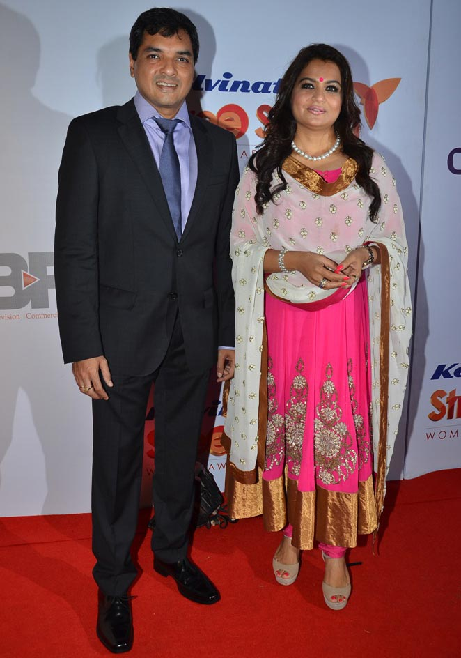 Vikas Gulati and Smruti Shinde