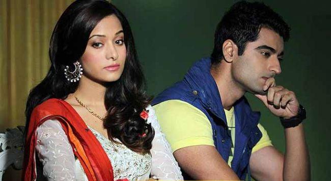 Preetika Rao and Harshad Arora in Beintehaa