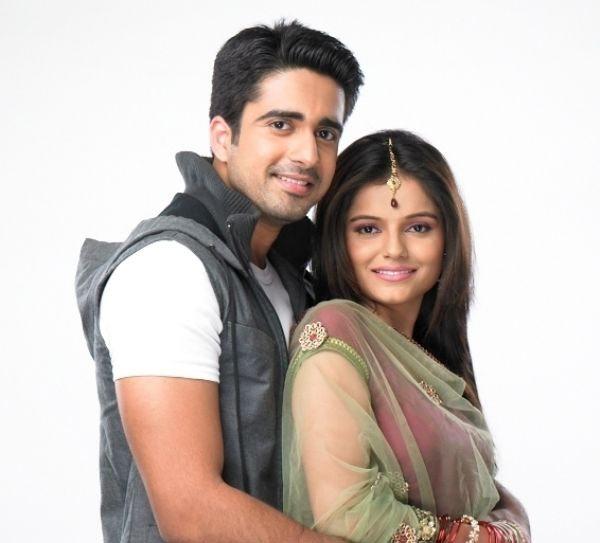 Avinash Sachdev and Rubina Dilaik in Chotti Bahu
